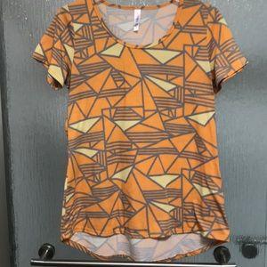 Luloroe stretch knit t shirt